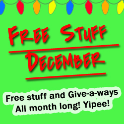 Free Stuff All December Long!