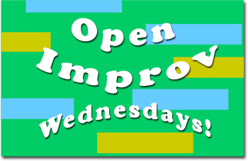 Wednesday Open Improv